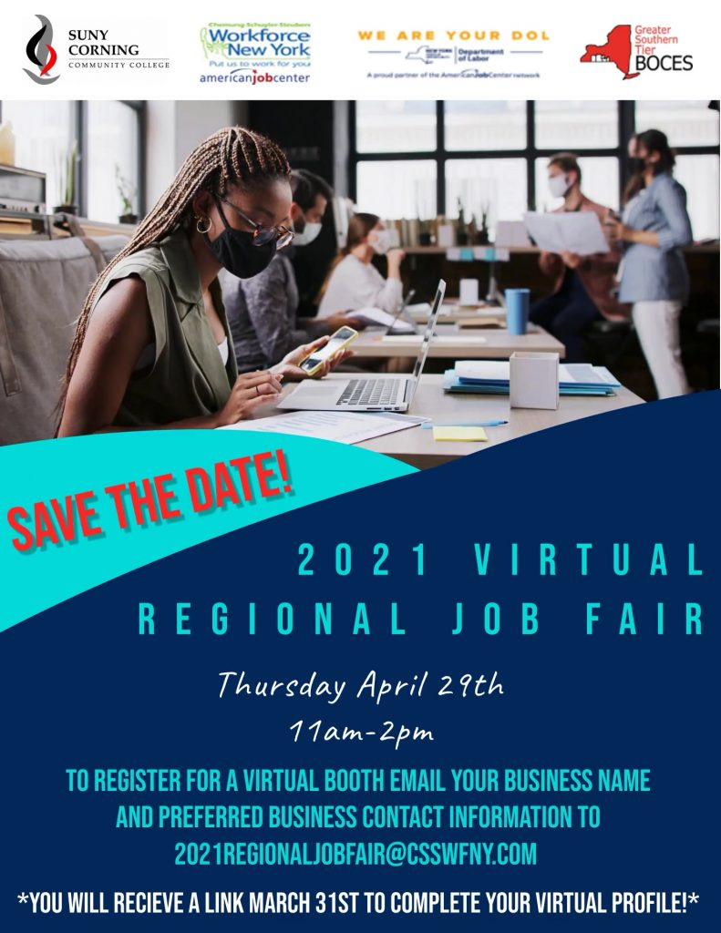 2021 RJF Save the Date Employers final 791x1024 - Regional Job Fair Slated for April 29