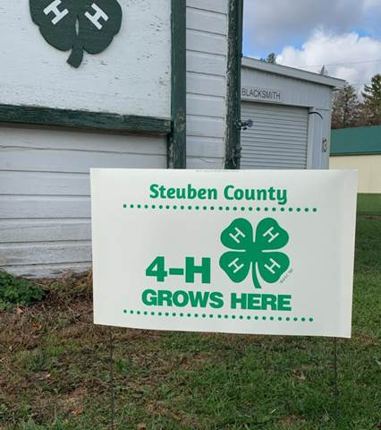 4h Signs - 4-H Achievement Night Takes on a Different Look in 2020