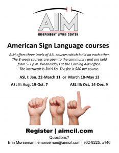 ASL flyer 2020 233x300 - ASL flyer 2020