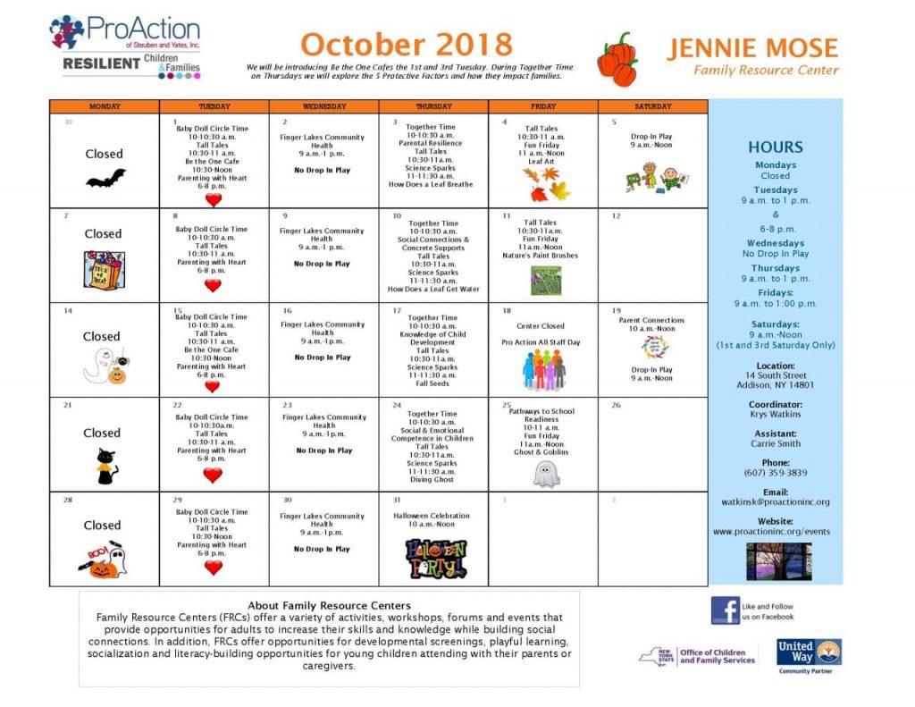 Addison JMFRC Oct Cal 2019 1024x791 - Addison Family Resource Center October Calendar