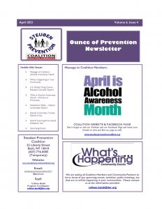 April 2021 Newsletter Page 1 232x300 - April 2021 Newsletter_Page_1