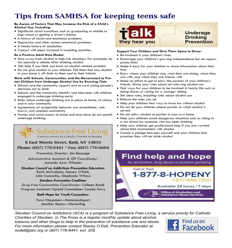 April Page 2 960x1024 - In the Know - Steuben Council on Addictions Newsletter