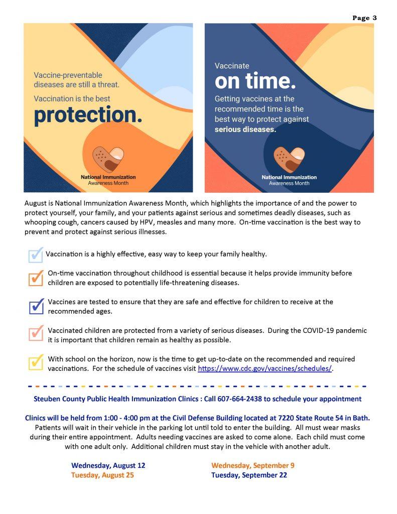 Aug Sept 20 Wellness Matters 1 Page 3 791x1024 - Steuben County Public Health - Wellness Matters (Aug./Sept.)