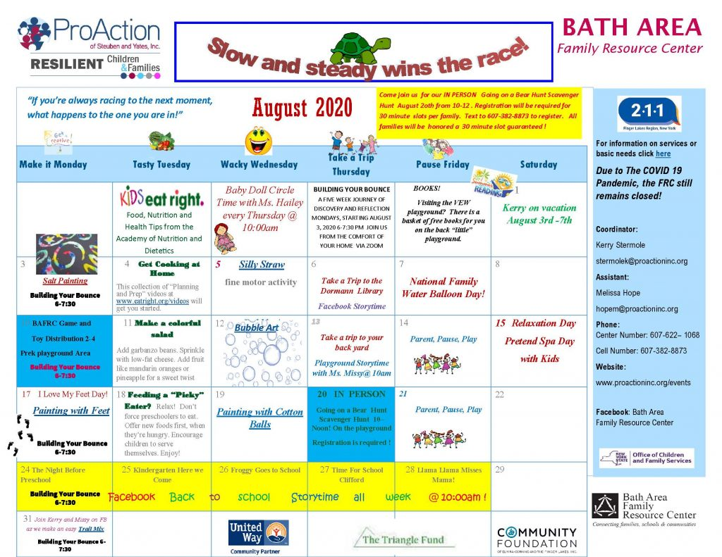 Bath FRC August 2020 1 1024x791 - Bath Area Family Resource Center Calendar (August)