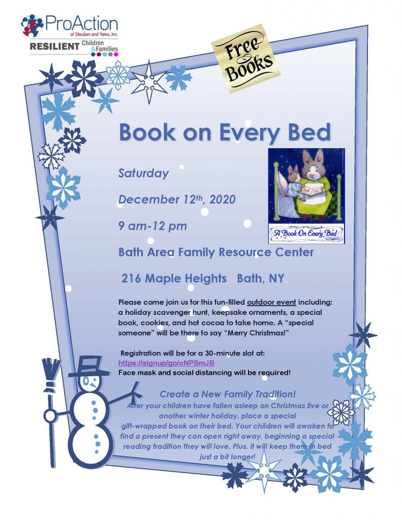 Bath FRC Book on Every Bed flyer 2020 1 791x1024 - A Book on Every Bed Events Happening This Weekend