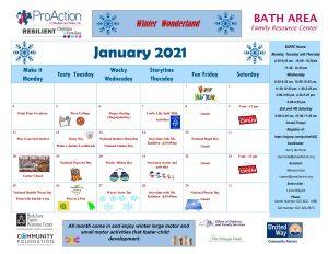 Bath FRC Calendar January 2021 300x232 - Bath FRC Calendar January 2021