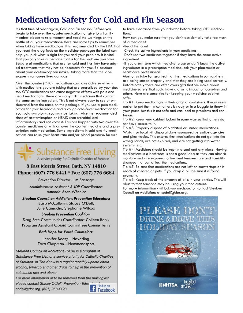 December Page 2 1 794x1024 - Steuben Council on Addictions - In the Know (December)