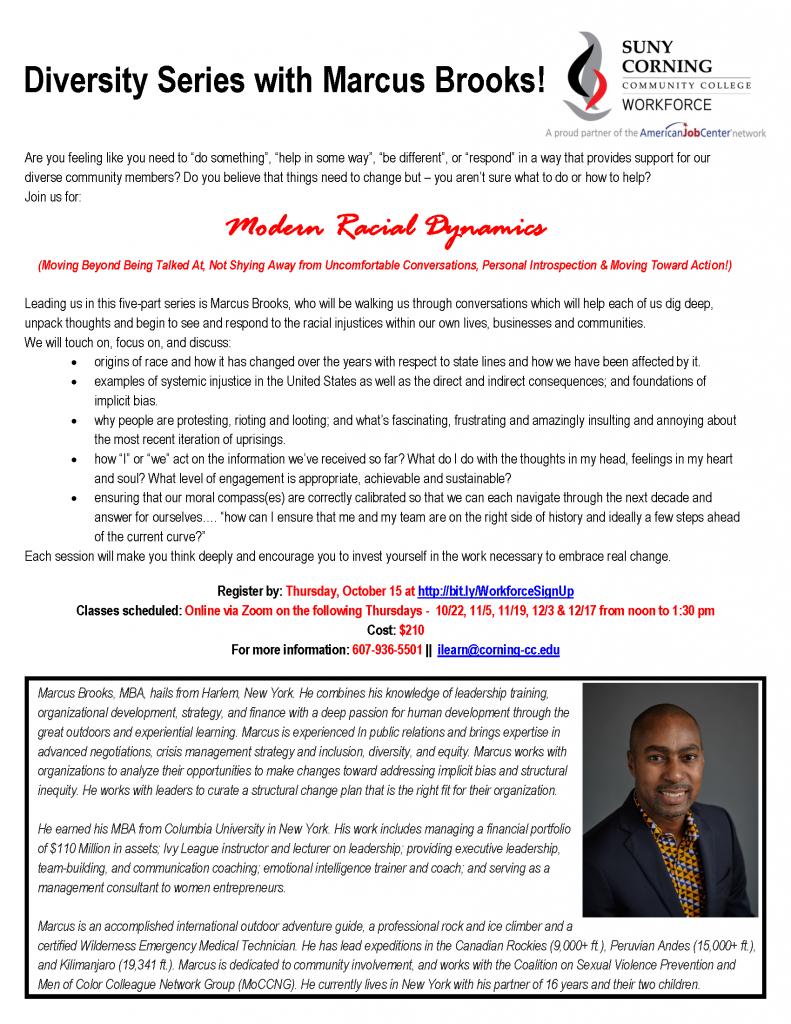 Diversity Series 4 1 1 791x1024 - Put Diversity on Your Training Agenda