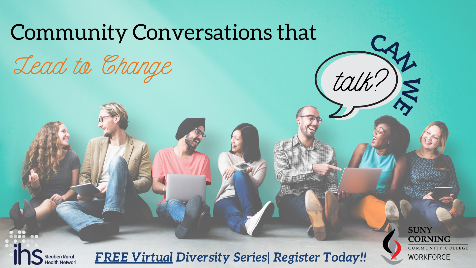 Diversity Series Cover - IHS Events