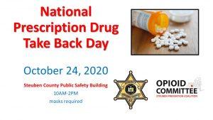 Drug Take Back Day 300x169 - Drug Take Back Day