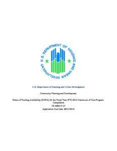 FY 2016 CoC Program NOFA pdf 232x300 - FY-2016-CoC-Program-NOFA