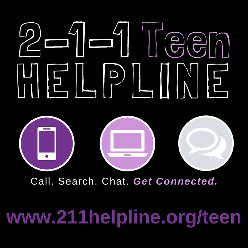 Facebook   Teen HELPLINE   1 - Tool Kit