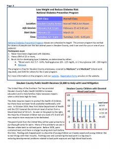 Feb Mar 20 Wellness Matters Page 2 232x300 - Feb - Mar 20 Wellness Matters_Page_2