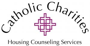 Housing Counseling Services Logo 300x154 - Catholic Charities Offers Virtual First Time Homebuyer Workshops