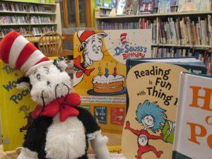 IMG 3846 300x225 - Dormann Library Dr. Seuss's Birthday Celebration