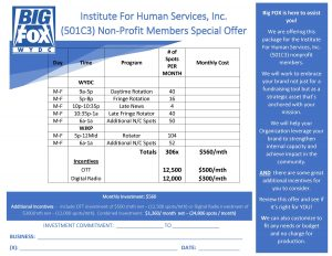 Institute For Human Services Inc Offer with OTT Digital 300x232 - Institute For Human Services Inc Offer with OTT Digital