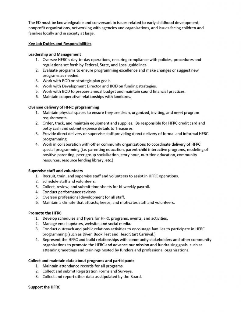 Job Posting for HFRC Executive Director 1 Page 2 791x1024 - Horseheads Family Resource Center Seeks Executive Director