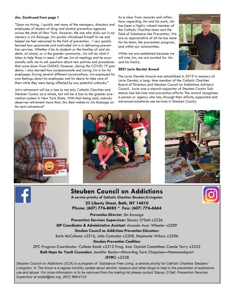 July Page 2 794x1024 - Steuben Council on Addictions Thanks Retiring Director