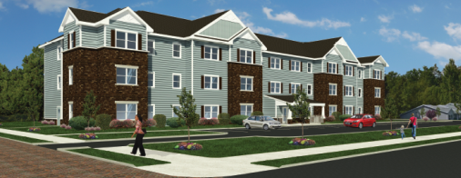 Lafrance - Affordable Apartment Complex Opening in September