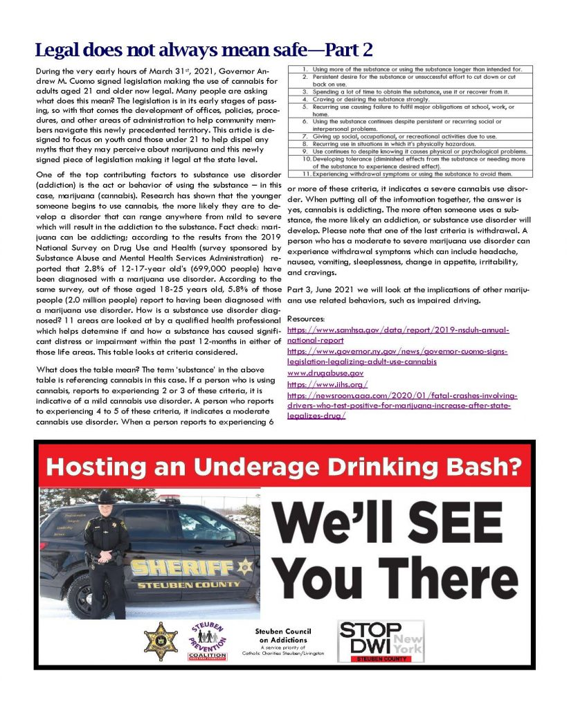 May Page 3 822x1024 - Steuben Council on Addictions - In the Know (May)