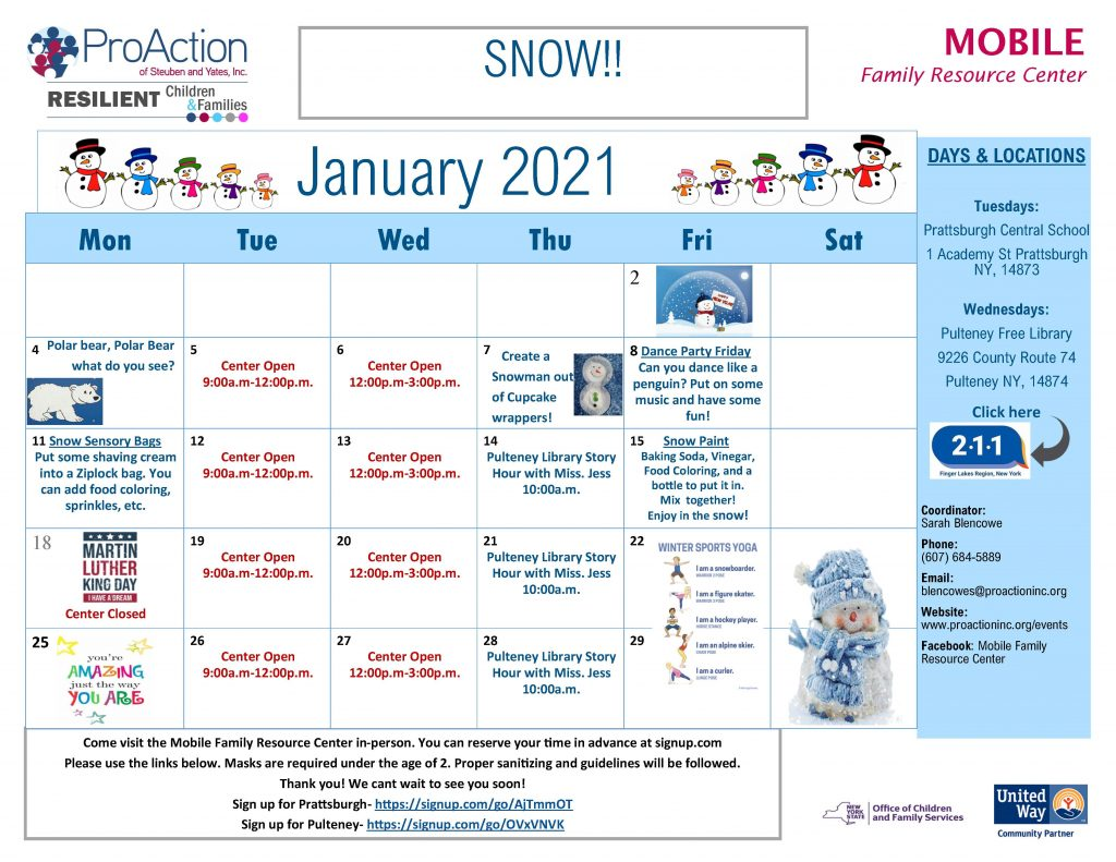 Mobile FRC Calendar January 2021 1024x791 - Resilient Children and Families Community Calendar and Offerings