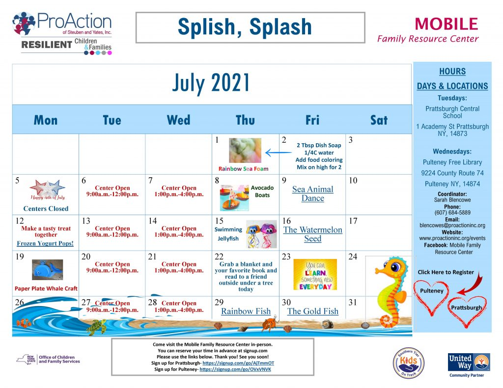 Mobile FRC July Calendar 2021 1024x791 - ProAction Family Resource Center Schedules (July)