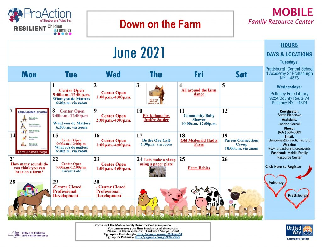 Mobile FRC June Calendar 1024x791 - ProAction Family Resource Center Calendars (June)