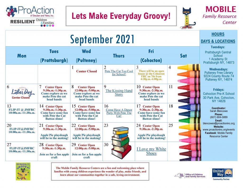 Mobile FRC September Calendar 2021 1024x791 - ProAction Family Resource Center Calendars (September)