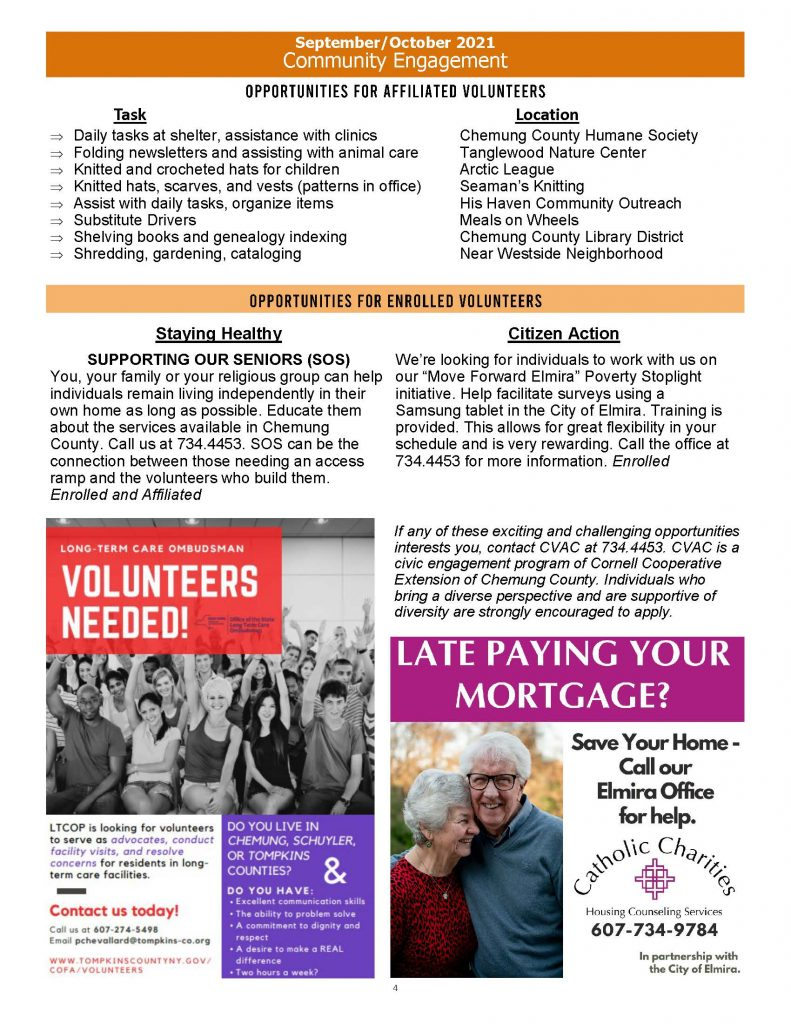 Newsletter Sept Oct 2021 Page 4 791x1024 - Thrive Newsletter - Chemung Volunteer Action Corps (Sept./Oct.)