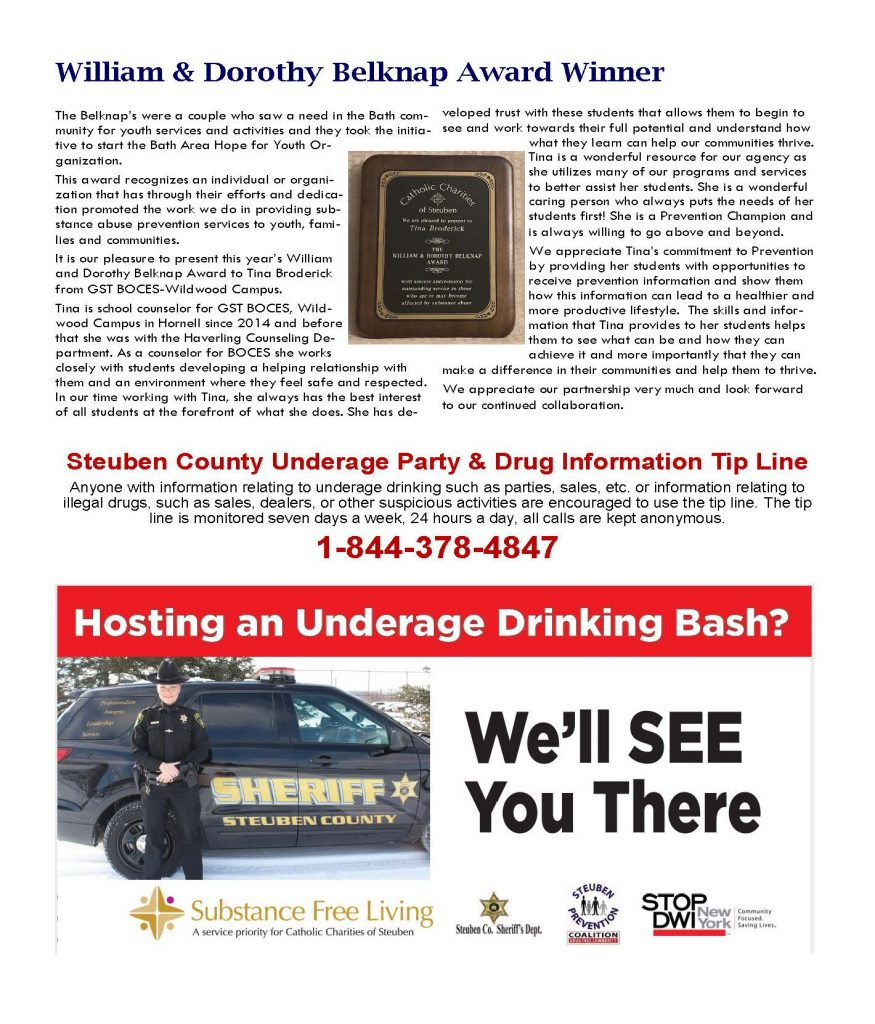 November 1 Page 2 875x1024 - Steuben Council on Addictions - In the Know (November)