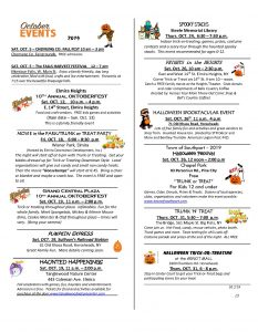OCTOBER NEWSLETTER 2019 Page 3 233x300 - OCTOBER NEWSLETTER 2019_Page_3