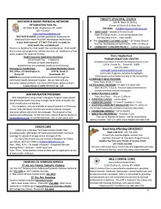 OCTOBER NEWSLETTER 2019 Page 5 232x300 - OCTOBER NEWSLETTER 2019_Page_5