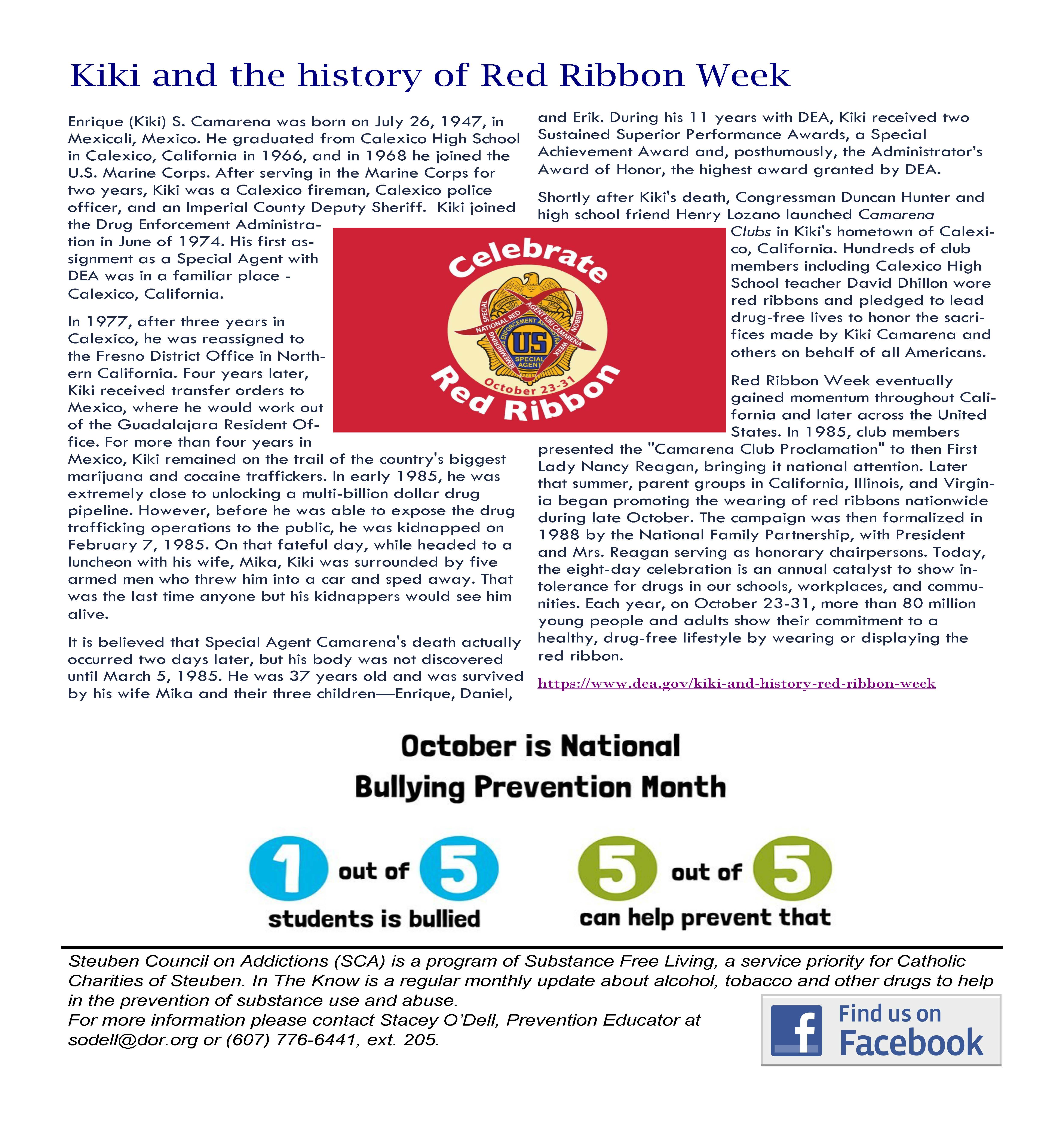 October 2019 Page 3 - In the Know - Steuben Council on Addiction News