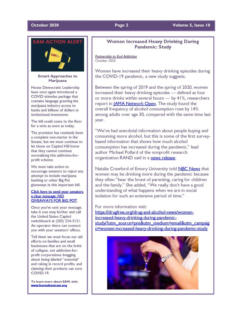 October 2020 Newsletter Page 2 791x1024 - Steuben Prevention Coalition - Ounce of Prevention (October)