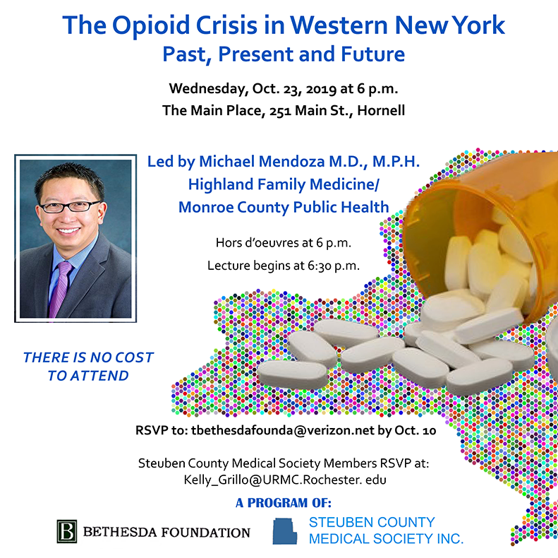 OpioidMeeting - IHS Members Invited to Opioid Crisis Forum