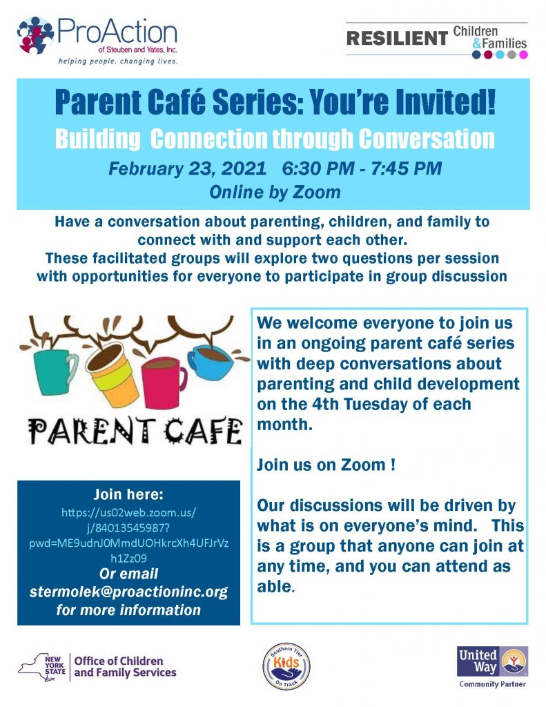 Parent Cafe Feb. 2021 791x1024 - ProAction Resilient Children & Families Events in February