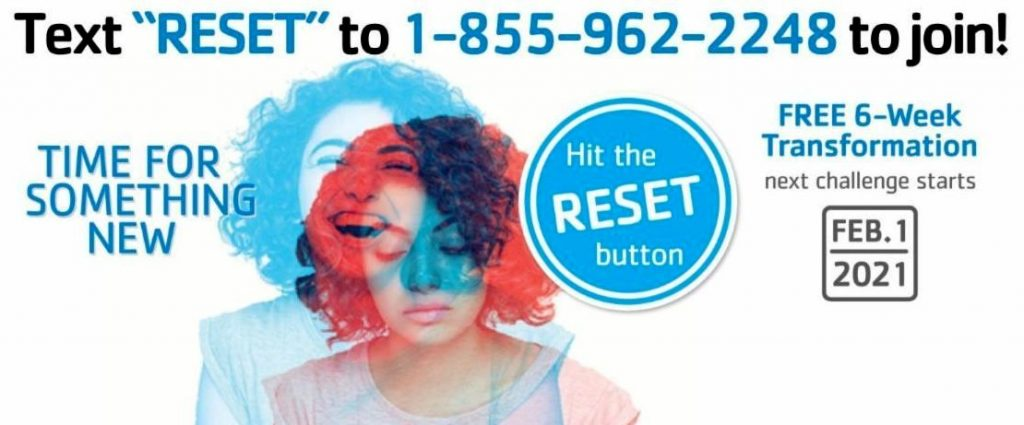 RESET Cover Photo 1024x425 - YMCA Offers Reset Challenge Programs