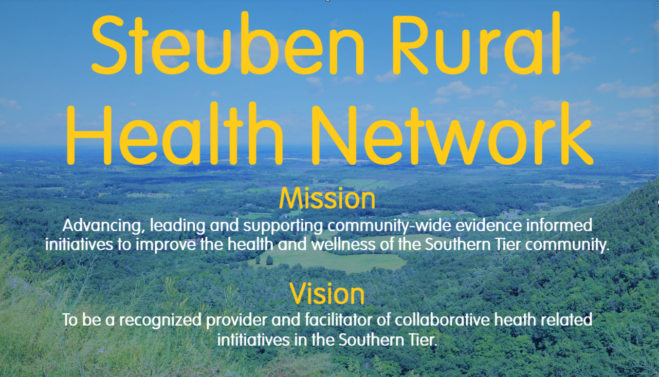 SRHNcapture - Steuben Rural Health Network