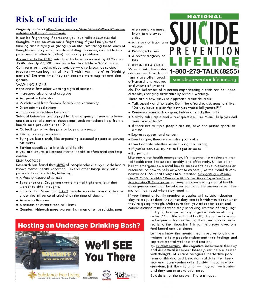 September 1 Page 3 868x1024 - Steuben Council on Addictions - In the Know (September)