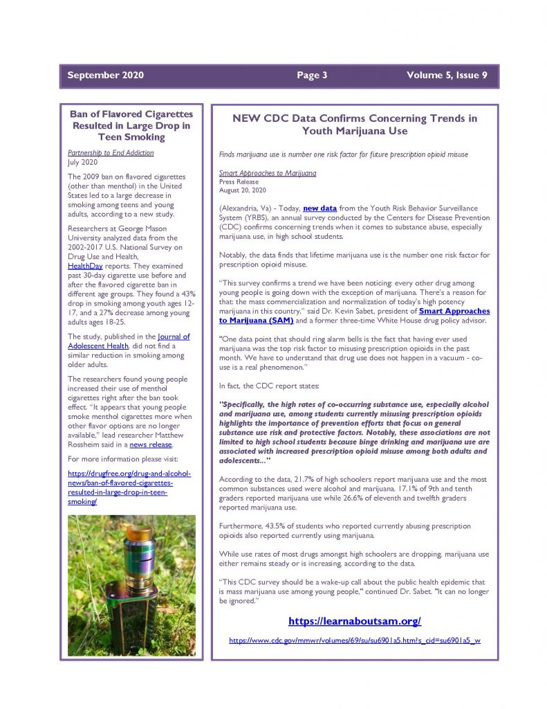 September 2020 Newsletter 1 Page 3 791x1024 - Steuben Prevention Coalition - Ounce of Prevention (September)