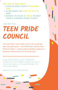 Teen Pride Council Info Night registration flyer 1 194x300 - Teen Pride Council Info Night-registration flyer (1)