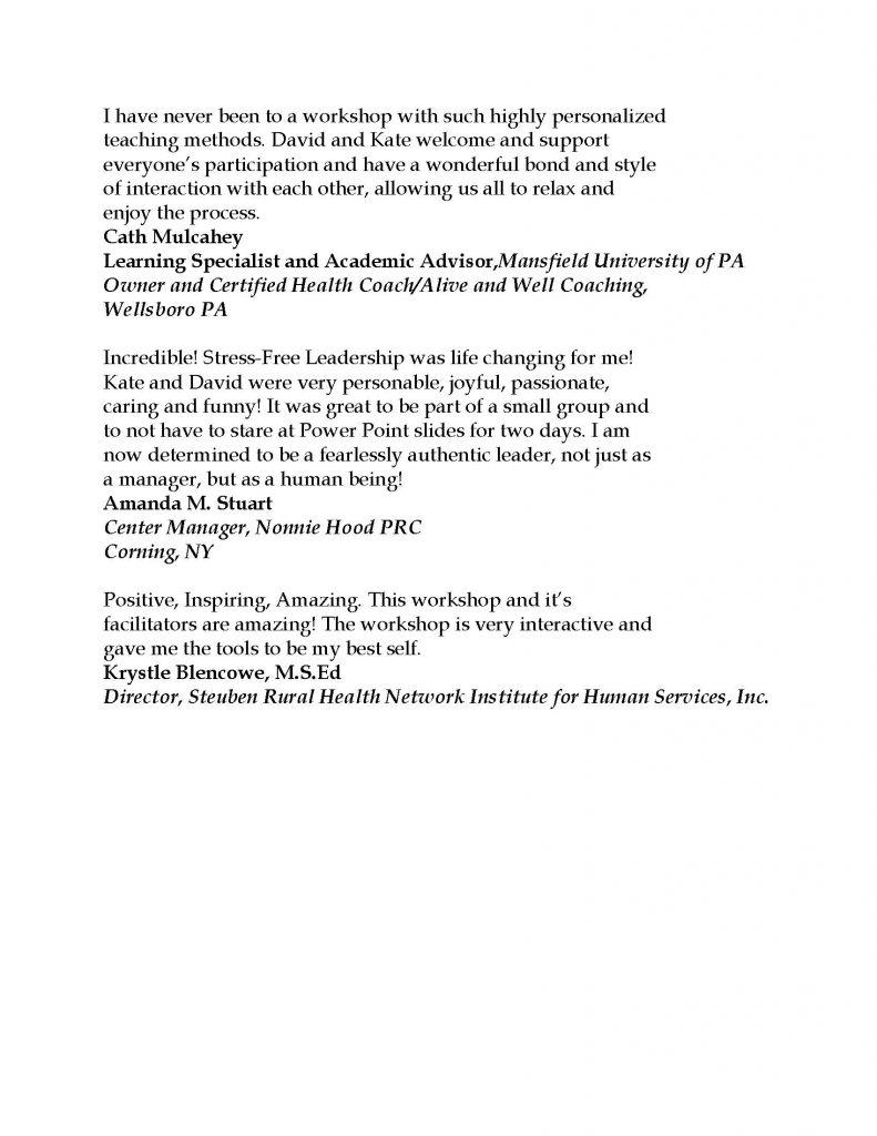 Testimonials 2021 Page 8 791x1024 - Stress-Free Leadership Sessions w/ Triumph Leadership Group