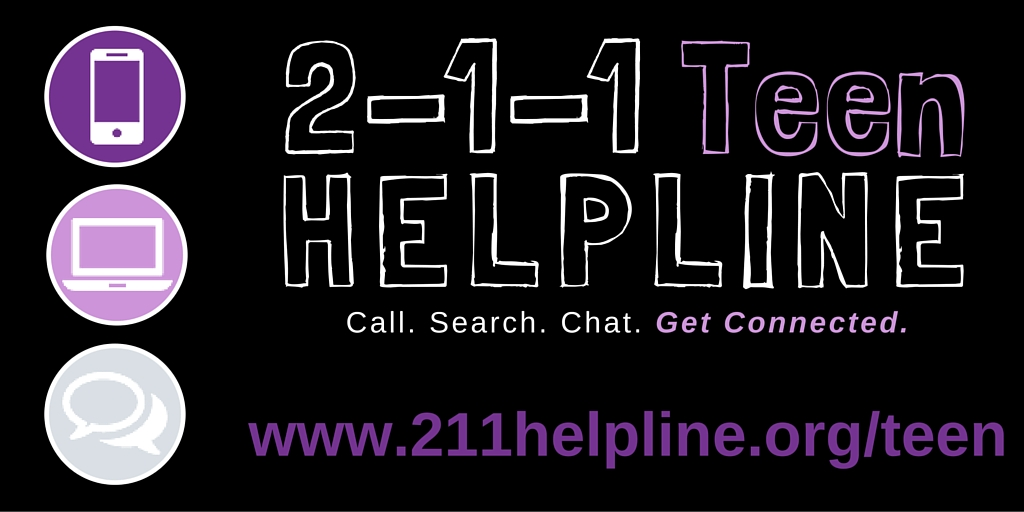 Twitter   Teen HELPLINE   1 - Tool Kit