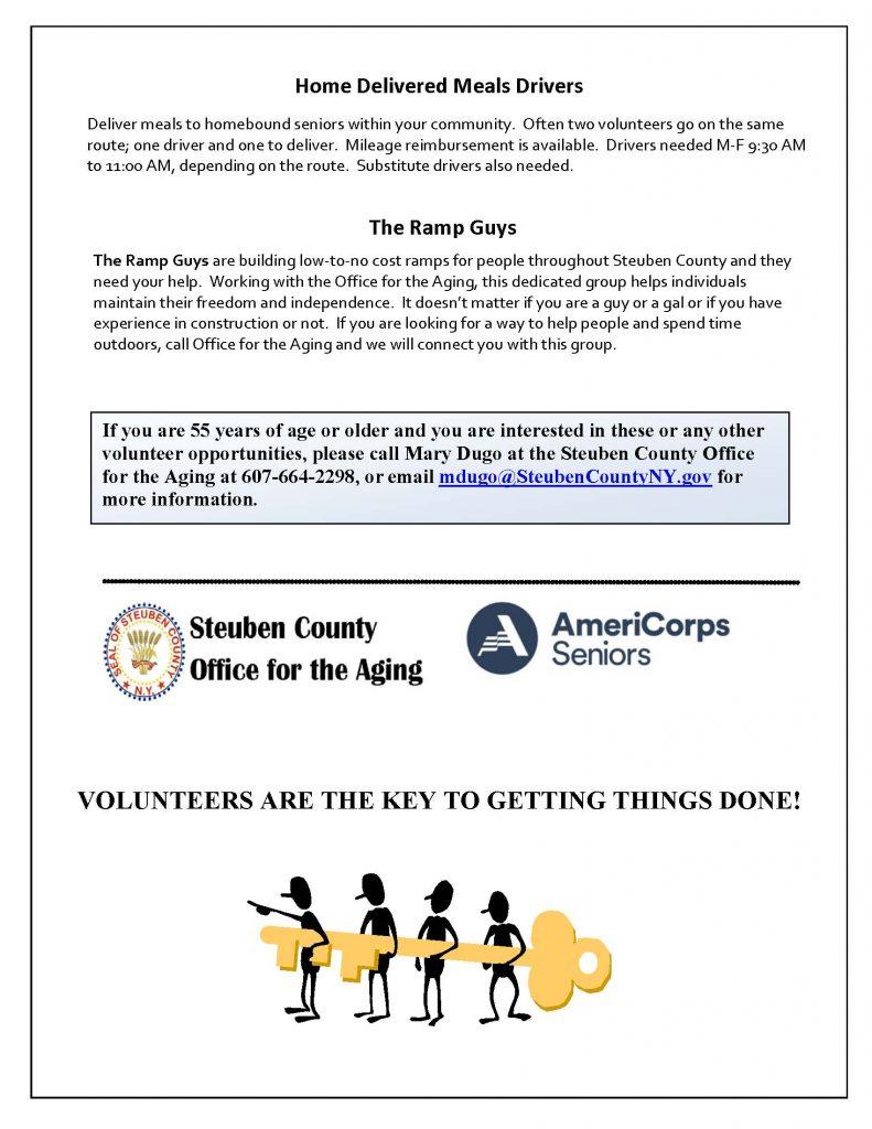 Volunteer Needs Bath area 1 Page 2 791x1024 - AmeriCorps Seniors of Steuben County Needs Volunteers