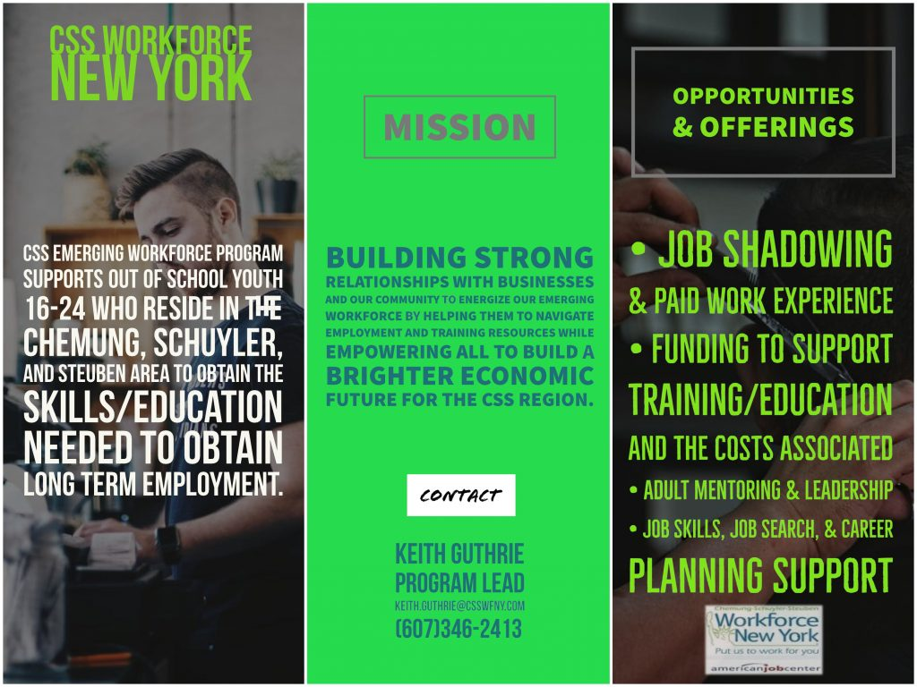 Website Brochure Flyer 1 1 1024x768 - CSS Workforce NY Shares Youth Employment Opportunities