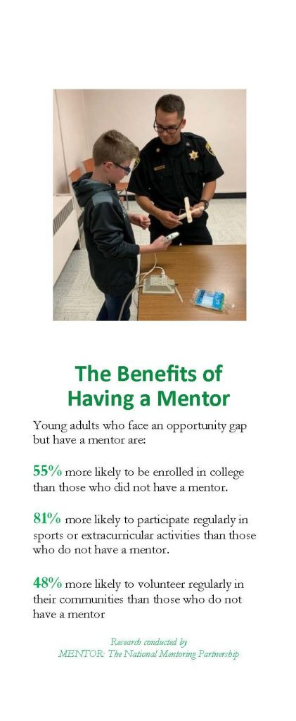 YMST Brochure New3 421x1024 - Youth Mentoring of the Southern Tier Seek Member Referrals
