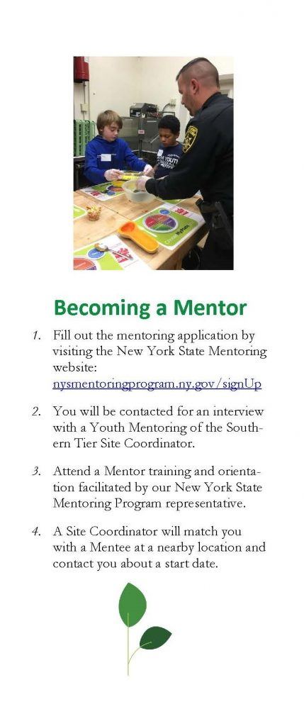YMST Brochure New6 429x1024 - Youth Mentoring of the Southern Tier Seek Member Referrals