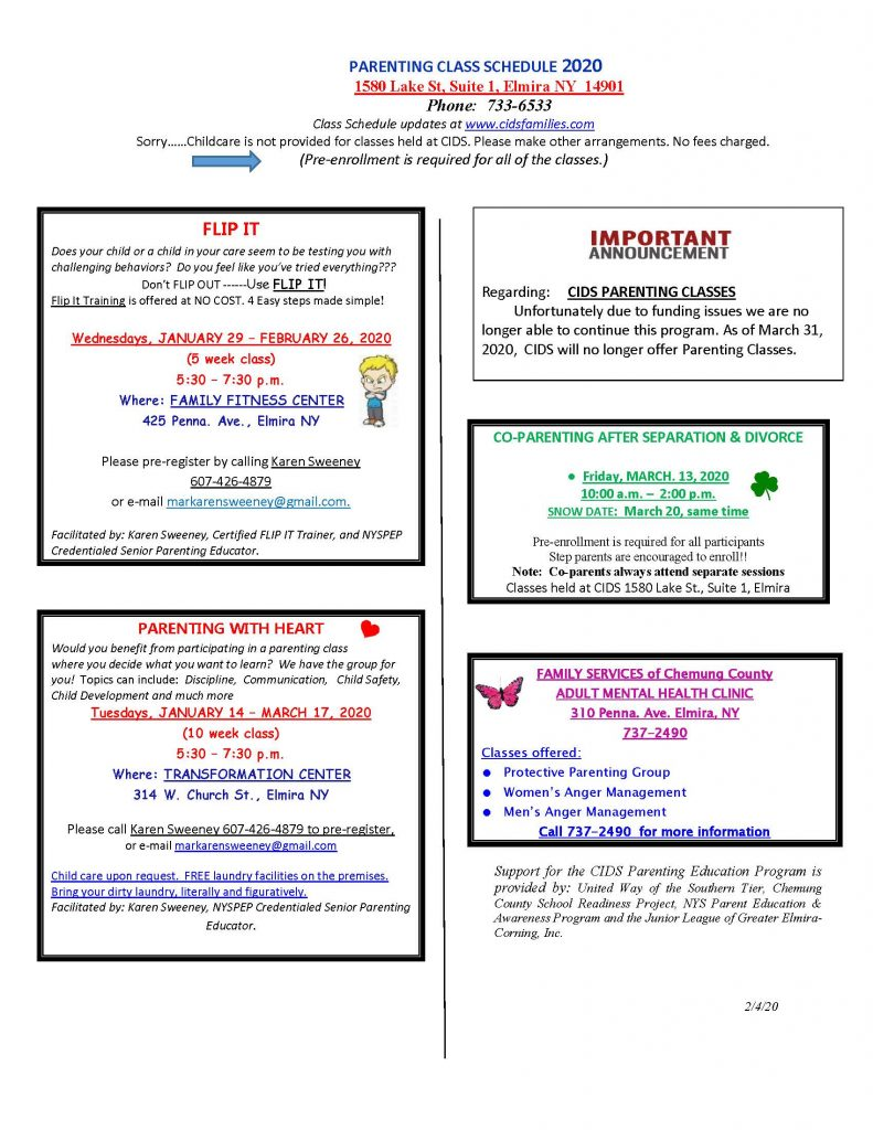 current FEB. 2020 Page 2 791x1024 - CIDS Parenting Newsletter