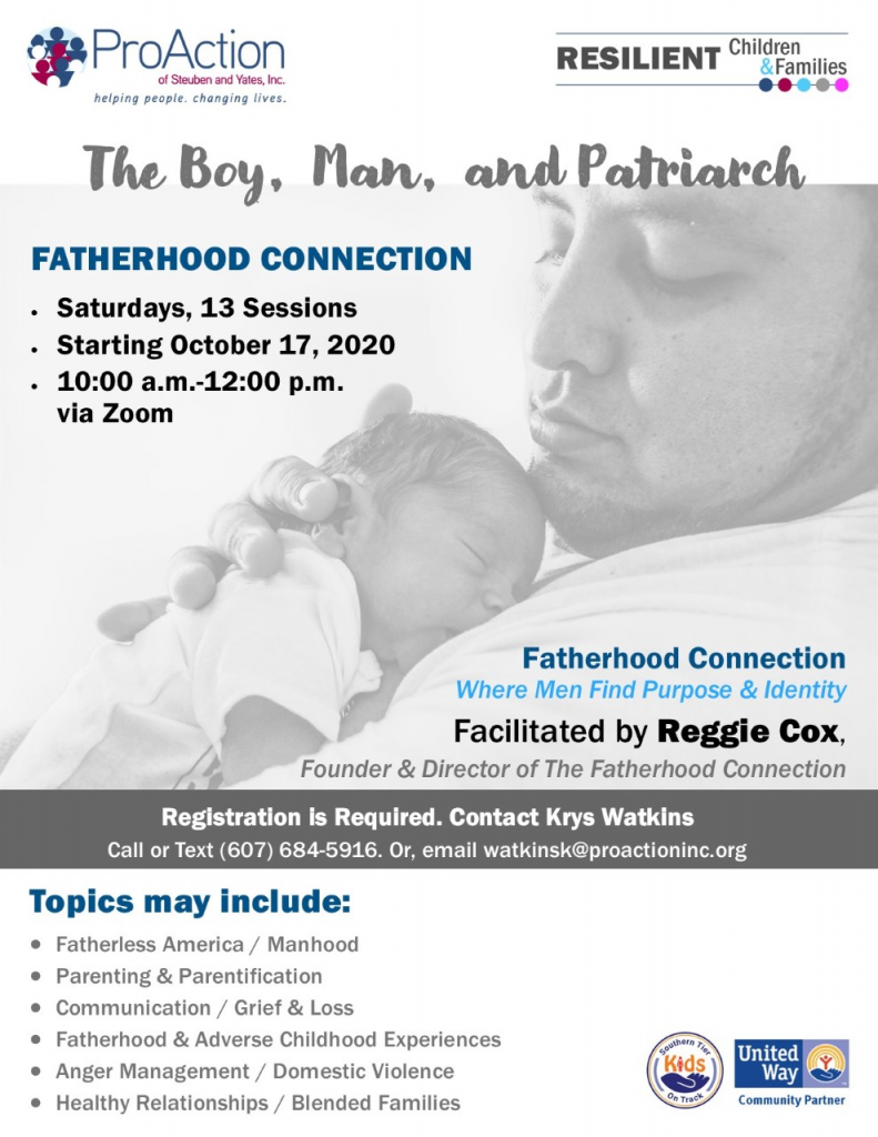 dads 791x1024 - Fatherhood Connection Support Sessions Begin Oct. 17