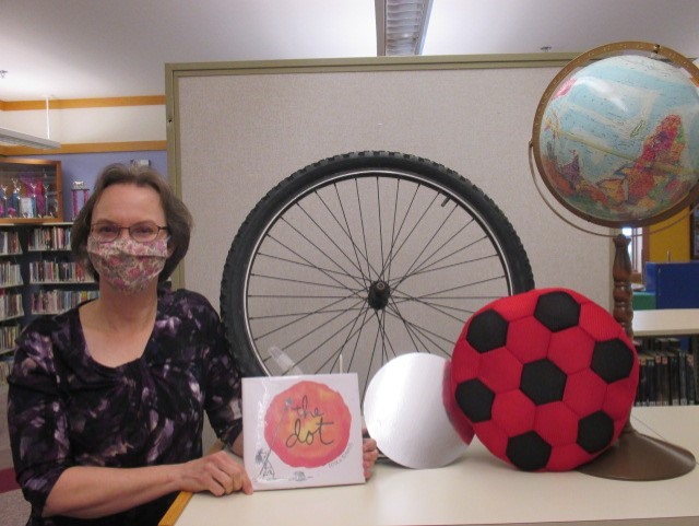 dotday - Dormann Library Dot Day Celebrates Power of Creativity